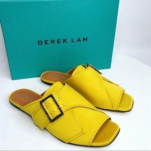 Brand new Derek Lam New York NOA Slides